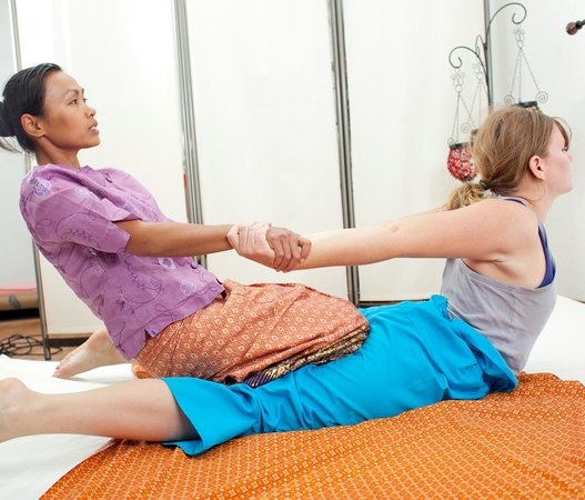 Jantala Thai Massage Spa
