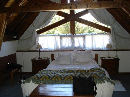 Hosteria Canela B&B: Vista de la habitación