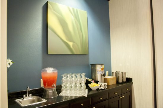 Embassy Suites by Hilton Orlando Downtown: Ahsha Marie Baby Shower - catering beverages