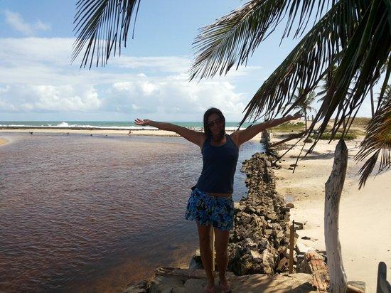 Barra de Cunhau: Aconchego