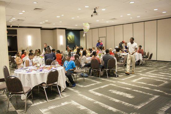 Embassy Suites by Hilton Orlando Downtown: Ahsha Marie Baby Shower - guests