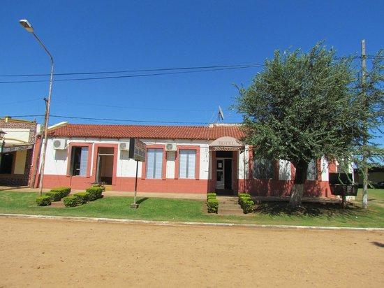 Yapeyu, Argentina: Vista desde la Plaza