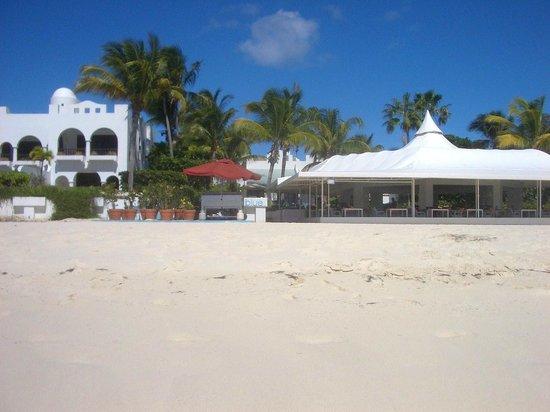 Maundays Bay: Blue Restaurant