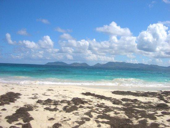 Maundays Bay : St Martin
