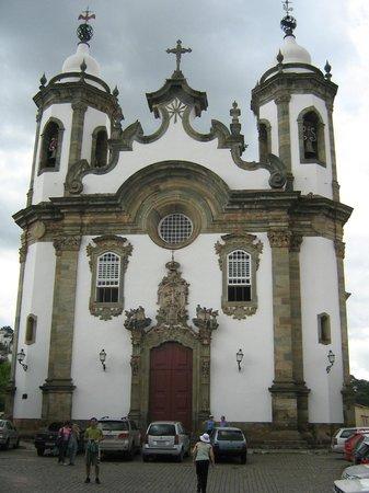 Nossa Senhora do Carmo Church: Igreja majestosa
