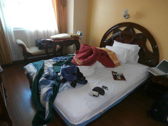 Hotel Cumbaya: Room 102