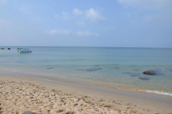 Lien Hiep Thanh Resort : spiaggia