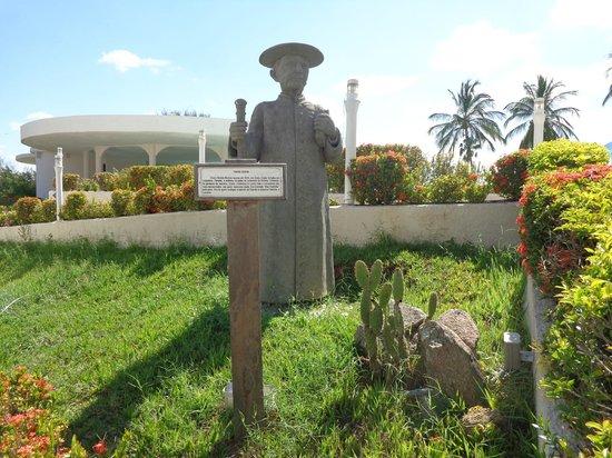 Xingó Parque Hotel : homenagem a Padre Cícero