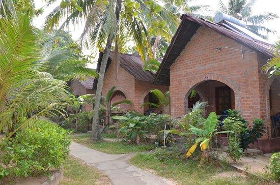 Lien Hiep Thanh Resort: bungalow