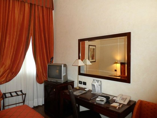 Hotel San Gallo Palace: Stanza Elegante