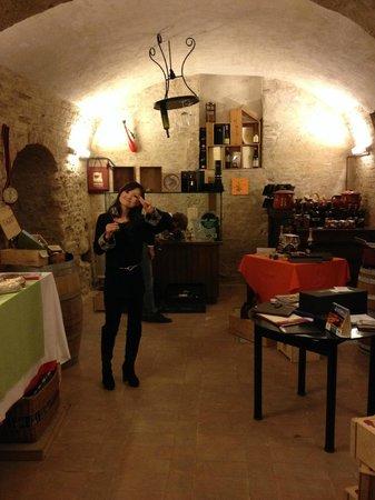 Restaurant Enopolis : In Wine Cellar