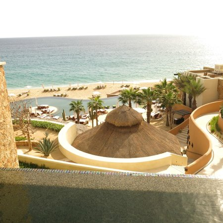 The Resort at Pedregal: view from room