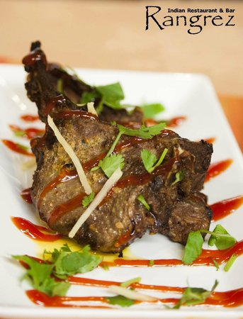 Rangrez: Lamb Chops