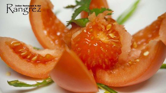 Rangrez: Tomato