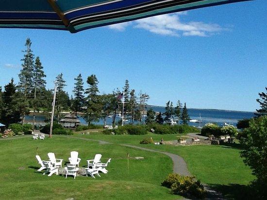 Newagen Seaside Inn: Grounds