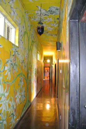 Helga's Folly: hallways