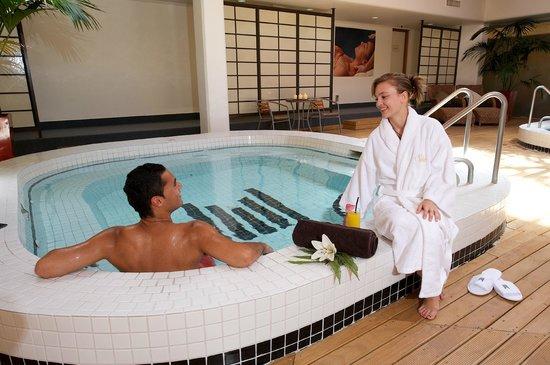Millennium Hotel Rotorua: Hot Spa, The Spa & Fitness Centre
