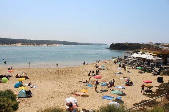 Patio Victoria : Vista da praia
