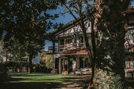 Villa Lorenea: Fachada Hotel