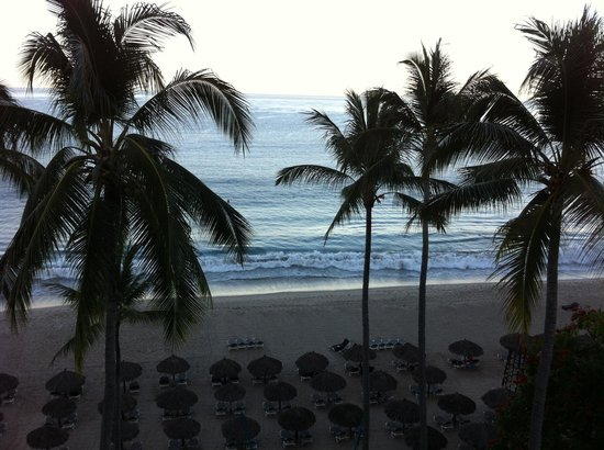 Hyatt Ziva Puerto Vallarta: View from our room