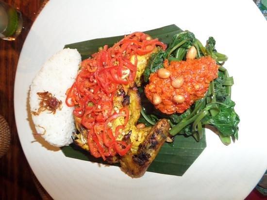 Pregina Warung : Balinese Chicken