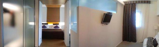 Montaperti Hotel: JUNIOR SUITE - PREMIO PER I 5 ANNI DI FEDELTA'!