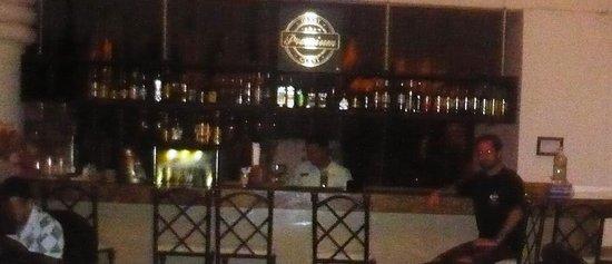 Real Playa del Carmen : Freddy, the great bartender, at the lobby bar