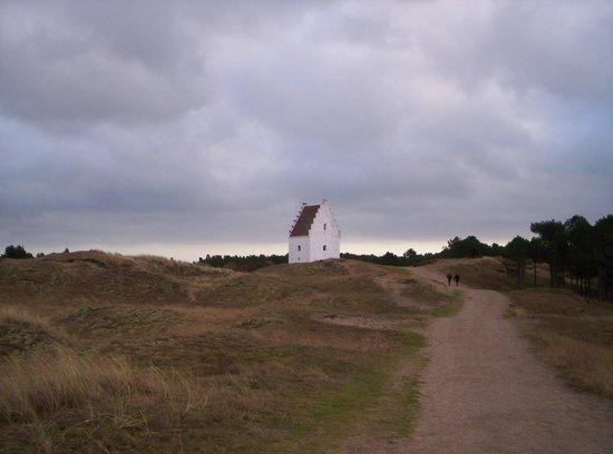 Sand Church (Den Tilsandede Kirke): chiesa insabbiata
