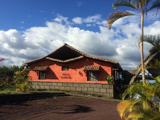 Hacienda Puerta Del Cielo Eco Spa: Hotel Entrance