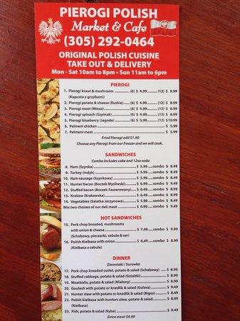 Pierogi Polish Market