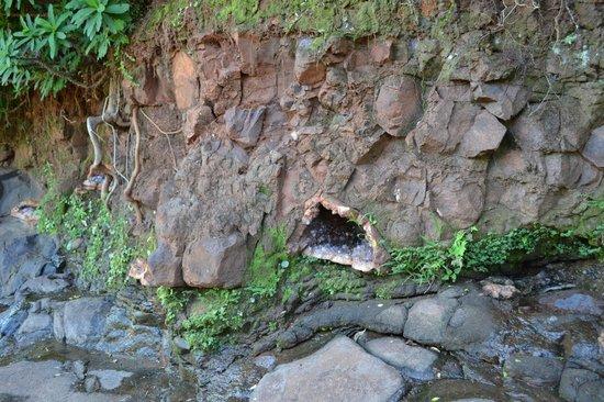 Wanda Mines: muro