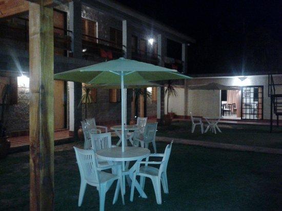Torol Calta Hostería: Parque