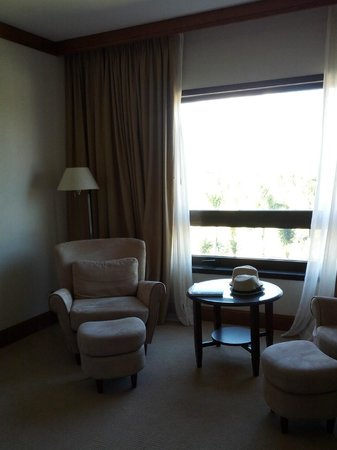 Sheraton Colonia Golf & Spa Resort : La habitación