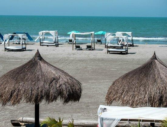 Karmairi Hotel Spa : Club de Playa Karmairi Cartagena