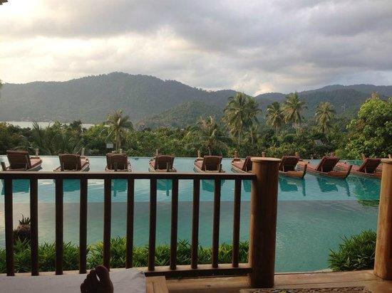 Santhiya Koh Phangan Resort & Spa: view...