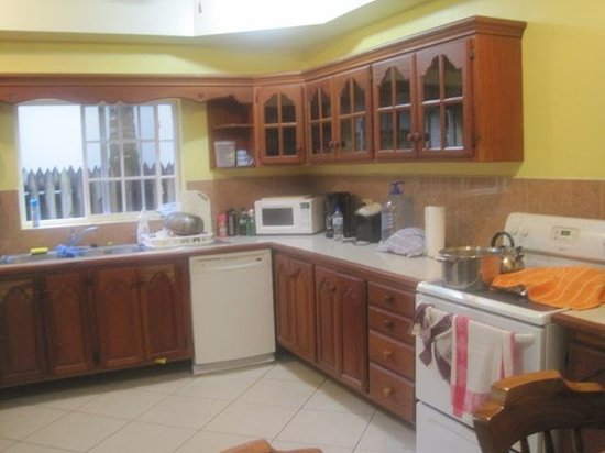 Mirage Tobago: Kitchen