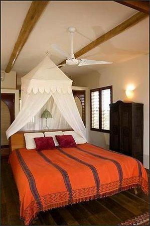 La Perla Del Caribe: Master suite