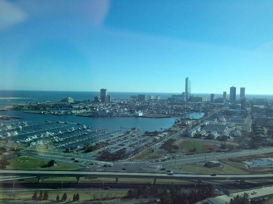 The Water Club by Borgata: View from high floor