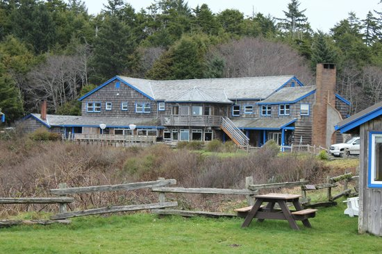 Kalaloch Lodge: The lodge