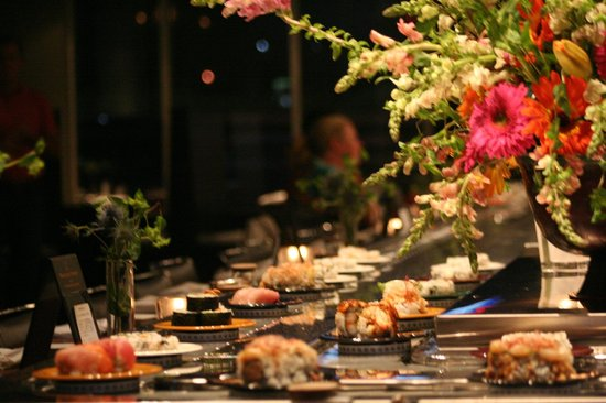 School Restaurant: Sushi Conveyor