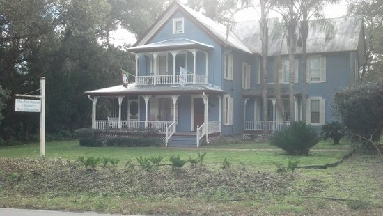 The Ann Stevens House : Front of the Main House