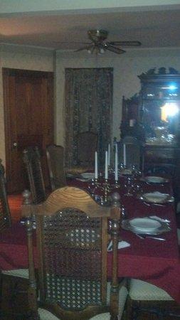 The Ann Stevens House: Breakfast Room