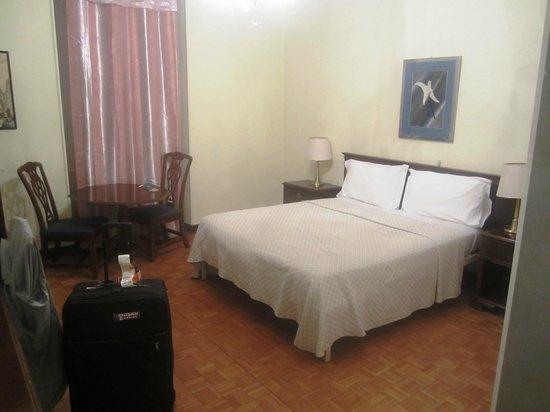 Grand Hotel Des Anglais : Room