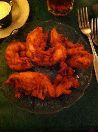Clark's Inn and Restaurant: chicken tenders appetizer