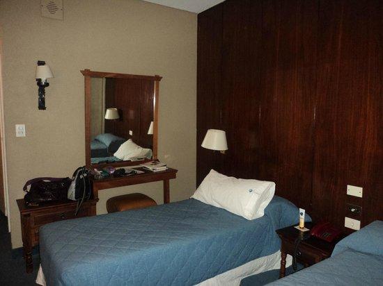 Sunset Hotel San Carlos Bariloche: habitación piso 5