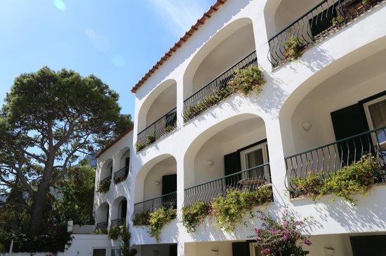 Hotel della Piccola Marina: Fachada do hotel