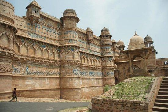 Gwalior Fort Photo De Hotel Landmark Gwalior Tripadvisor