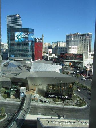 Mandarin Oriental, Las Vegas: Room 1405 daytime