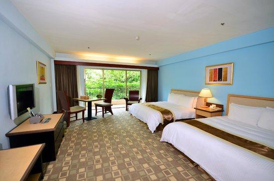 Howard Beach Resort Kenting: Deluxe Double