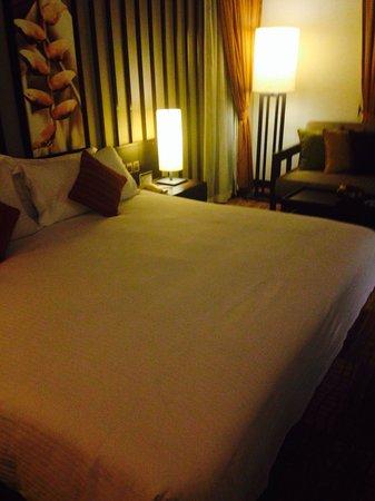 Meritus Pelangi Beach Resort & Spa, Langkawi: Bedroom